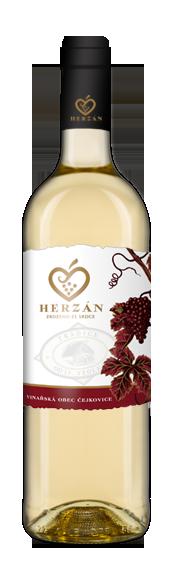 detail víno Herzán - Děvín